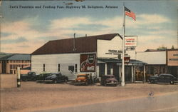 Ted's Fountain and Trading Post, Highway 66