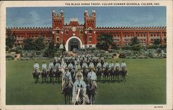 The Black Horse Troop, Culver Summer Schools