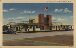 New 10th Ave. Pavilion Postcard