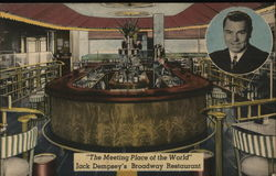 The Meeting Place of the World, Jack Dempsey's Broadway Restaurant