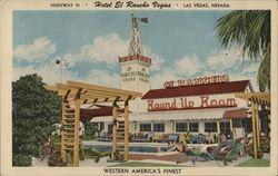 Hotel El Rancho Vegas