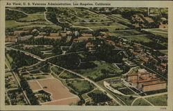 Air View, US Veterans Administration Building