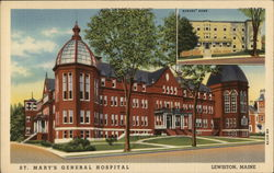 St. Mary's General Hospital, Nurses Home