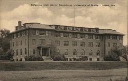 Balentine Hall, Girls' Dormitory, University of Maine