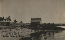 Lands End Postcard