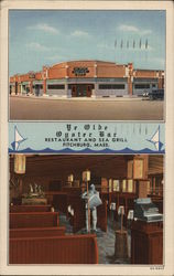 Ye Old Oyster Bar Restaurant and Sea Grill