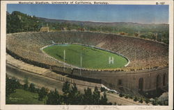 Memorial Stadium, University of California