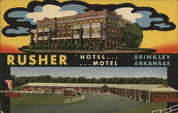 Rusher Hotel and Motel