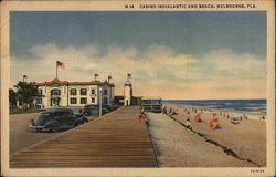 Casino Indialantic and Beach