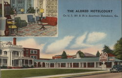The Aldred Hotelcourt