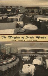 The Mayfair of Santa Monica Postcard