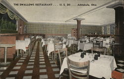The Swallows Restaurant...(U.S. 20)