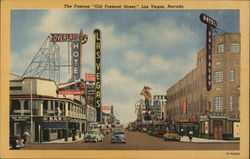 "The Famous ""Old Fremont Street"""