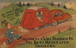 Accidents Will Happen In The Best Regulated Trailers