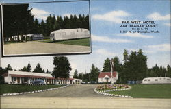 Far West Motel and Trailer Court