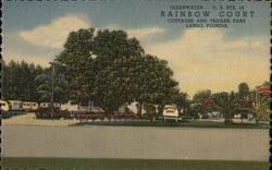 Rainbow Court Cottages and Trailer Park