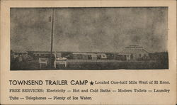 Townsend Trailer Camp