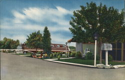 Square Mobile Homes Court