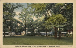 Leahy's Tourist Court and Trailer Park