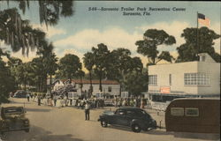 Sarasota Trailer Park Recreation Center