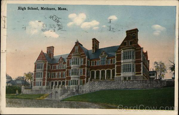 High School Methuen Massachusetts