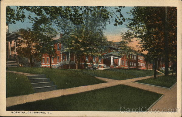 Hospital Galesburg Illinois