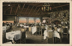 Special Automobile Dining Room