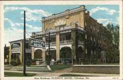 Main Buildings--PUREFOY HOTEL