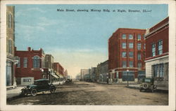 Main Street, Showing Murray Bldg. at Right