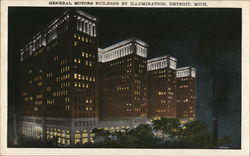 General Motors Building by Illumination