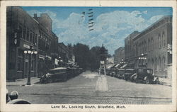 Lane St., Looking South