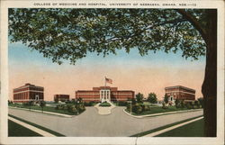 College of Medicine and Hospital, University of Nebraska