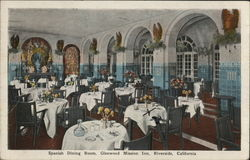 Spanish Dining Room, Glenwood Mission Inn