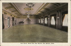 Ball Room, Hotel Fort Des Moines