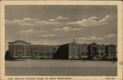 Memorial University College