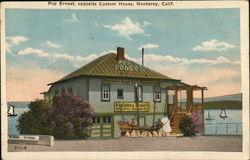 Pop Ernest, Opposite Custom House