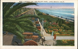 Ocean Ave. and Bluff Park