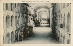 Colon Cemetery Catacombs