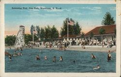 Swimming Pool, City Park
