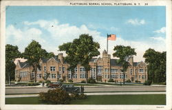 Plattsburg Normal School