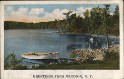 Greetings From Windsor, N.Y.