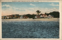 Hawk's Nest Beach Postcard