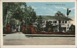 Jack Holt's California Home