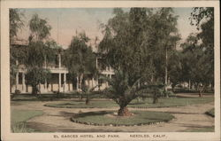 El Garces Hotel and Park