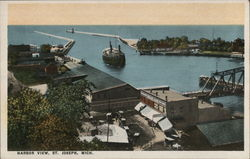 Harbor View Postcard