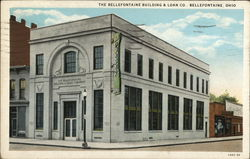 The Bellefontaine Building & Loan Co.