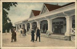 Hershey Park Cafe