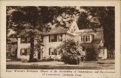Roger Wolcott's Birthplace