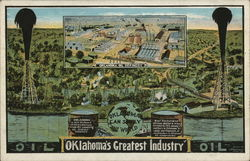 Oklahoma's Greatest Industry: Oil