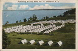 Plattsburg Training Camp